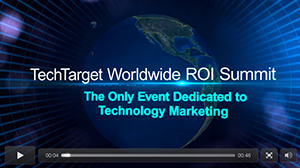 Worldwide ROI Summit Video